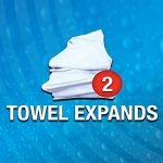 Family Travel Towels Compact