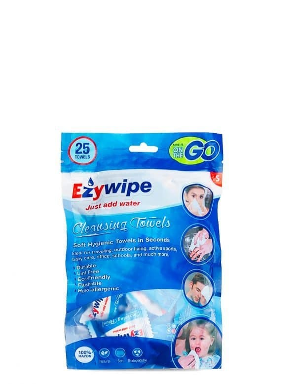 Ezywipe Cleansing Towels