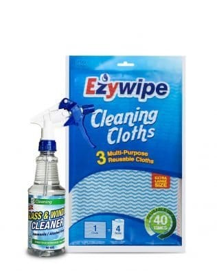 GLASS & WINDOW CLEANING KIT