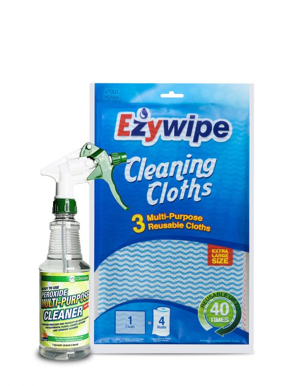 Peroxide Multi Purpose Cleaning Kit
